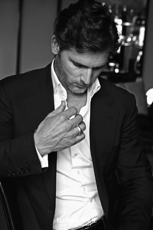 Eric Bana | ELLE Spain - Bernardo Doral | Photographer.